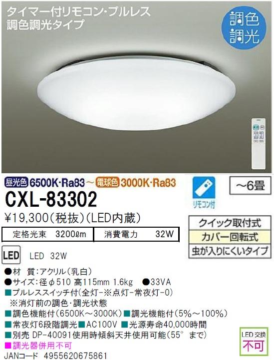 CXL-83302