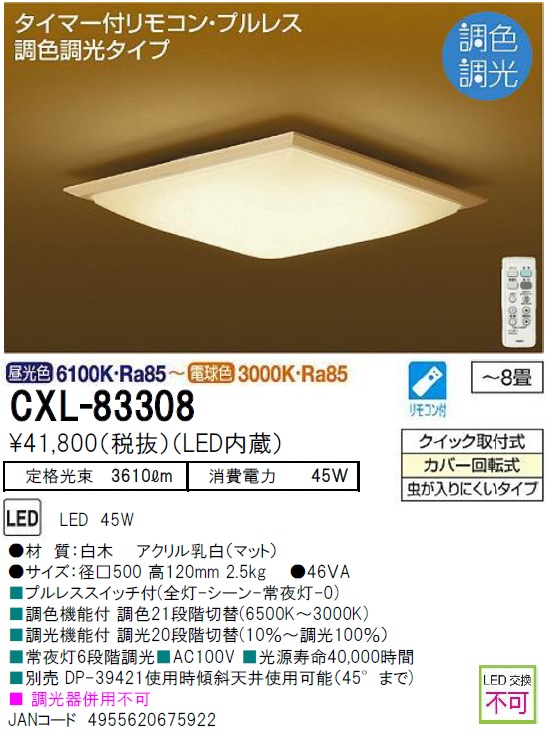 CXL-83308