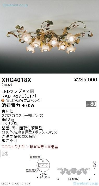XRG4018X
