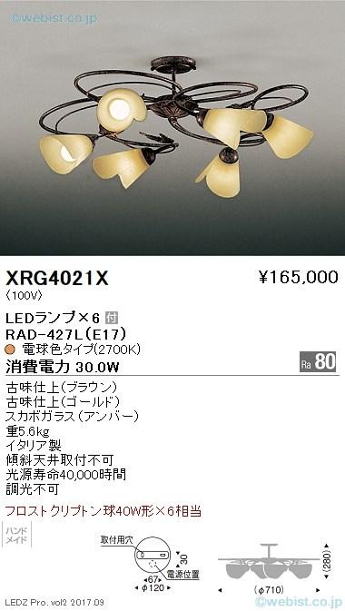 XRG4021X