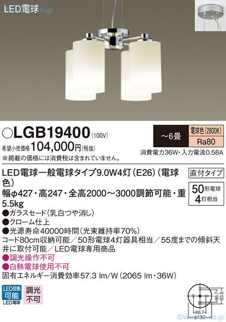 LGB19400