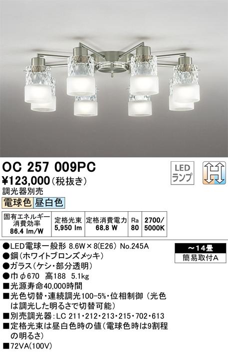 OC257009PC