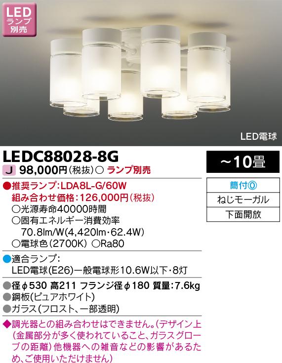 LEDC88028-8G