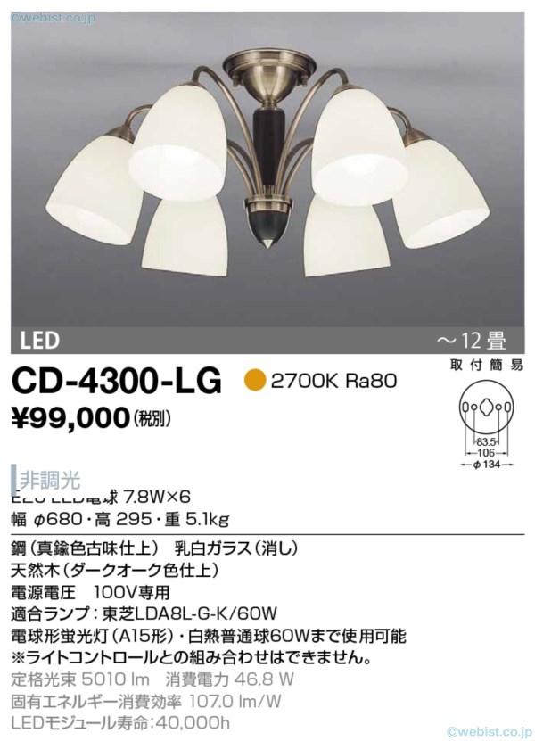 CD-4300-LG
