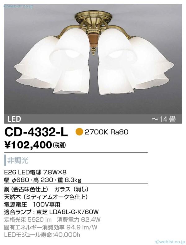 CD-4332-L